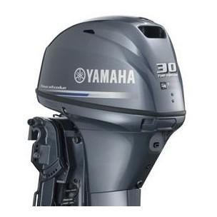 Yamaha F30 // F40  4 Takt