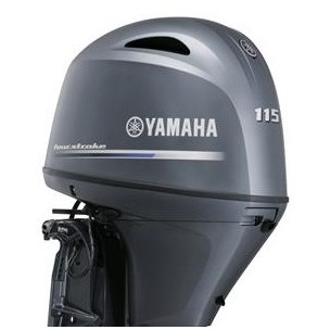 Yamaha F115 // F130 4 takt