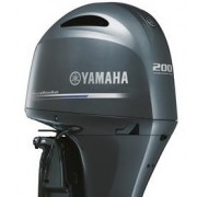 Yamaha F175 // F 200  4 takt