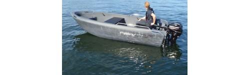 Polyethyleen boten